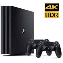 SONY PlayStation 4 Pro Region-2 CUH-7116B Bundle 1TB HDD Game Console